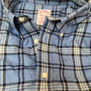 NWT Brooks Brothers - Dress Shirt - Blue